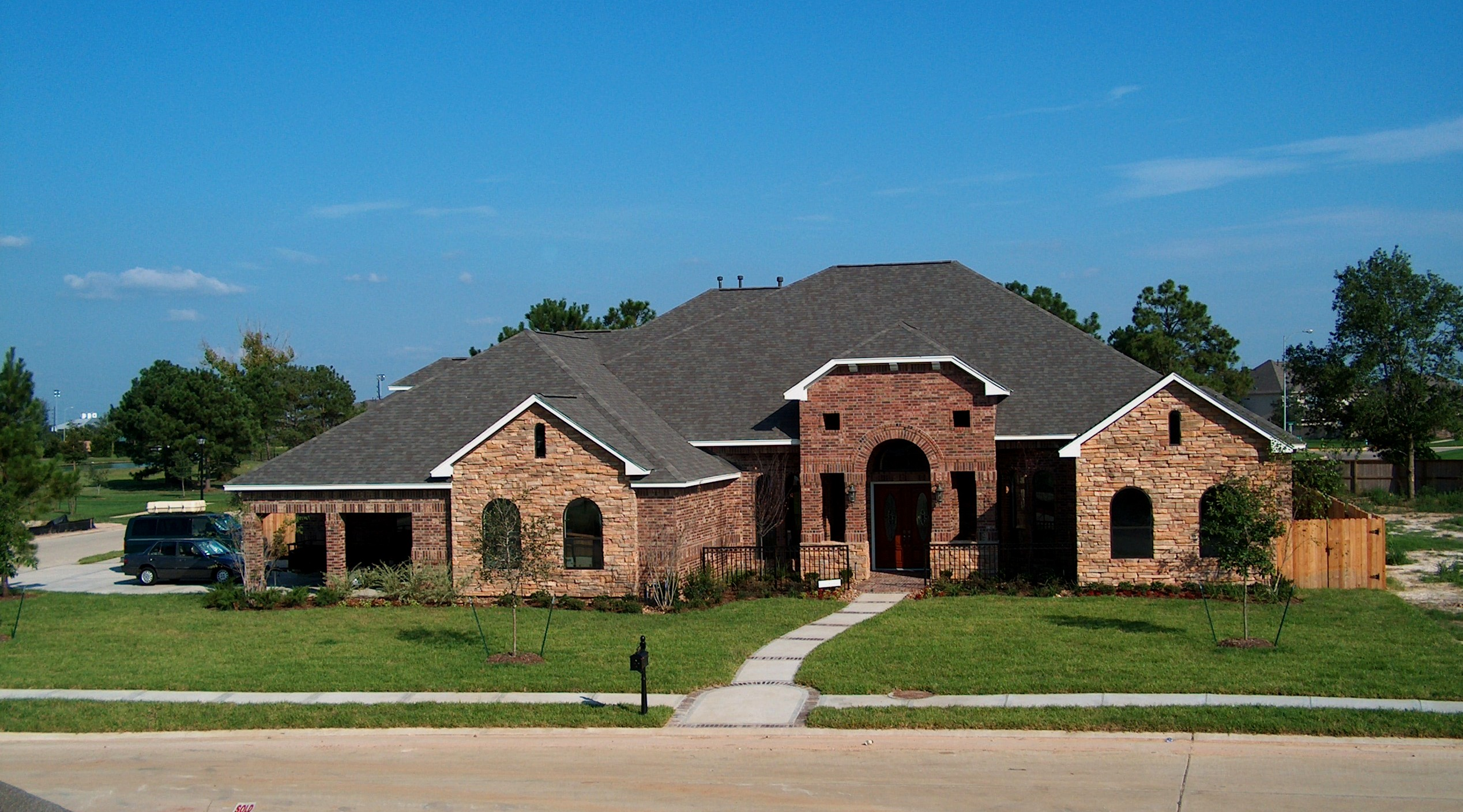 Our New House In Texas